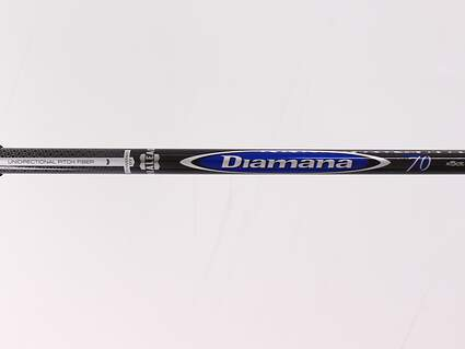 Used W/ Adapter Mitsubishi Rayon Diamana S+ 70 Limited Edition Fairway Shaft Regular 42.25in