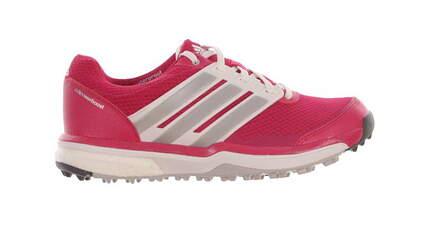 New Womens Golf Shoe Adidas Adipower Sport Boost 2 Medium 6.5 Pink MSRP $130 F33291