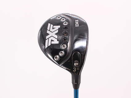PXG 0341X Fairway Wood 3 Wood 3W 15° Project X Even Flow Green 65 Graphite Stiff Right Handed 43.0in