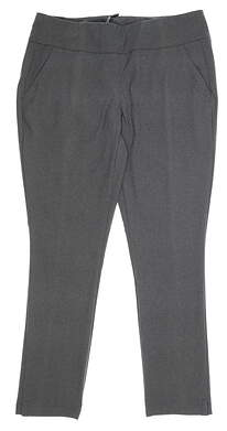 New Womens Under Armour Pull On Golf Pants X-Large XL Gray MSRP $74