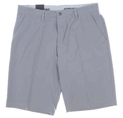 New Mens Adidas Ultimate 365 Golf Shorts Shorts 42 Gray MSRP $65 CE0447