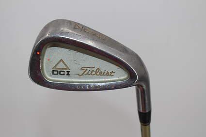Titleist DCI Senior Oversize Single Iron 8 Iron Stock Graphite Shaft Graphite Regular Right Handed 36.5in