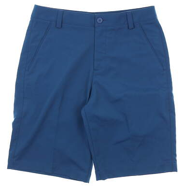 New Mens Puma Golf Tech Shorts 30 Navy Poseidon MSRP $65 568251