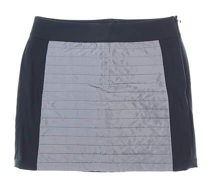 New Womens Ralph Lauren Golf Skort 4 Black MSRP $125