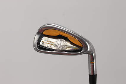 Cleveland CG Gold Single Iron 8 Iron True Temper Actionlite Steel Stiff Right Handed 36.25in