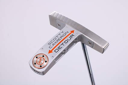 Titleist Scotty Cameron Detour Putter Steel Right Handed 35.0in