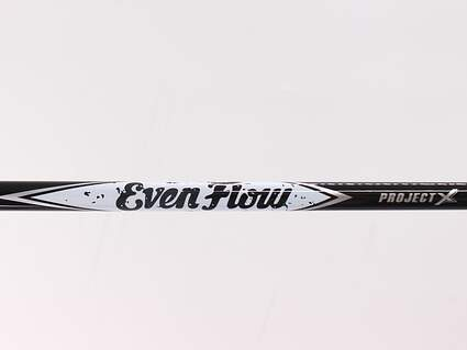 Used W/ Adapter Project X EvenFlow Black Hybrid Shaft Regular 40.25in