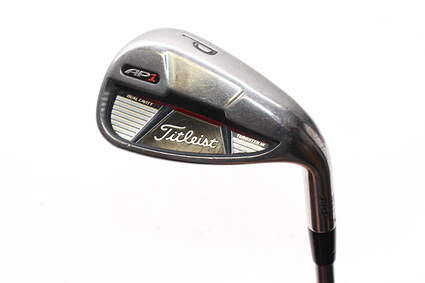 Titleist 710 AP1 Single Iron Pitching Wedge PW Titleist Aldila VS Proto-T 55 Graphite Ladies Right Handed 34.75in
