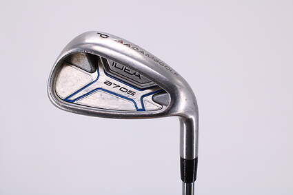 Adams Idea A7 OS Single Iron Pitching Wedge PW Stock Steel Shaft Steel Regular Right Handed 36.0in