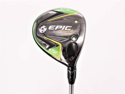 Callaway EPIC Flash Fairway Wood 7 Wood 7W 20° Project X Even Flow Green 45 Graphite Senior Right Handed 42.5in