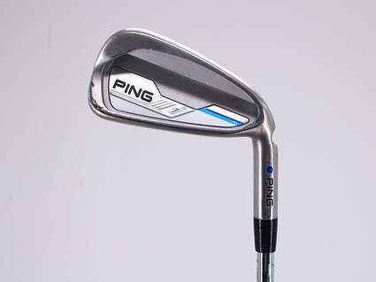 Ping 2015 i Single Iron 3 Iron Ping CFS Distance Steel Stiff Right Handed Blue Dot 39.5in