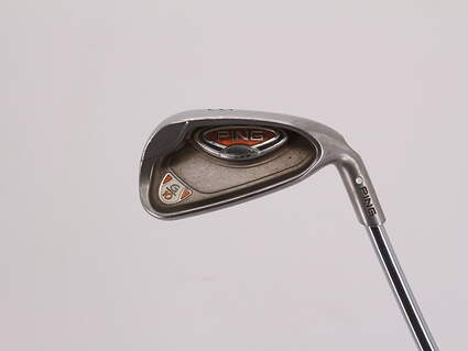 Ping G10 Single Iron 8 Iron Ping AWT Steel Stiff Right Handed White Dot 37.0in