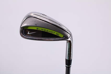Nike Slingshot 4D Single Iron 6 Iron Stock Graphite Shaft Graphite Ladies Right Handed 36.5in