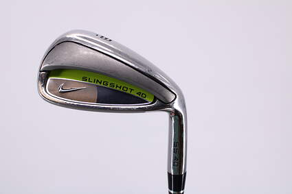 Nike Slingshot 4D Single Iron 8 Iron Stock Graphite Shaft Graphite Ladies Right Handed 35.5in