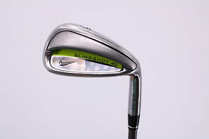 Nike Slingshot 4D Single Iron 9 Iron Stock Graphite Shaft Graphite Ladies Right Handed 35.0in