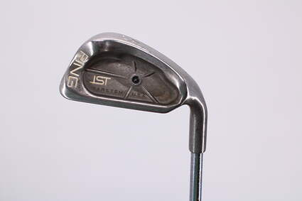 Ping ISI Single Iron 5 Iron Ping JZ Steel Stiff Right Handed Black Dot 38.0in