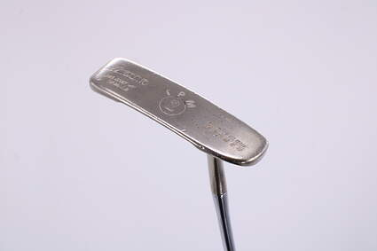 Mizuno TP Mills 2 Putter Toe Down Steel Right Handed 32.0in