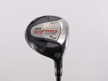 Nike Sasquatch Dymo Fairway Wood 7 Wood 7W 21° Stock Graphite Shaft Graphite Ladies Right Handed 40.5in
