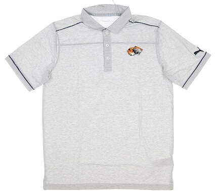 New W/ Logo Mens Puma Rancho Golf Polo Large L High Rise MSRP $65 595783 03