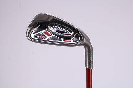Ping G15 Single Iron 7 Iron 37.5° Ping TFC 149I Graphite Soft Regular Right Handed Green Dot 37.25in