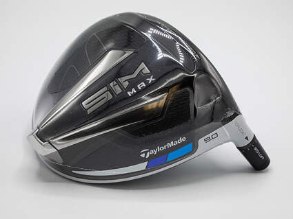 Mint Tour Issue TaylorMade SIM MAX Driver 9° Right Handed Head Only