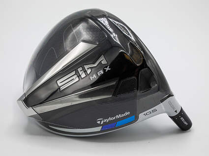 Mint Tour Issue TaylorMade SIM MAX Driver 10.5° Right Handed Head Only