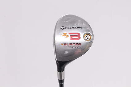 TaylorMade Burner Rescue Hybrid 3 Hybrid 19° TM Reax Superfast 60 Graphite Stiff Left Handed 40.5in