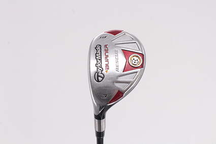 TaylorMade Burner Rescue Hybrid 3 Hybrid 19° TM Reax Superfast 65 Graphite Stiff Left Handed 40.5in