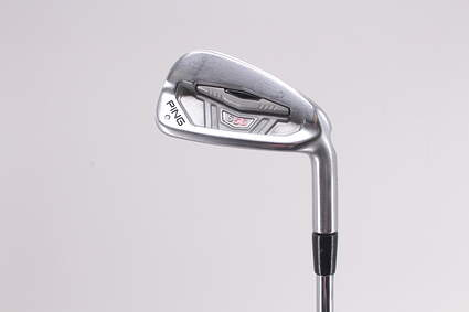 Ping S56 Single Iron 7 Iron Dynamic Gold Tour Issue Steel X-Stiff Right Handed Black Dot 37.0in