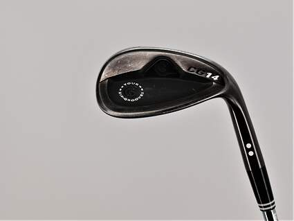 Cleveland CG14 Gunmetal Wedge Gap GW 50° 8 Deg Bounce Cleveland Traction Wedge Steel Wedge Flex Right Handed 35.75in