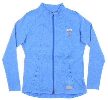 New W/ Logo Womens Puma Vest Medium M Blue MSRP $70 595850 05
