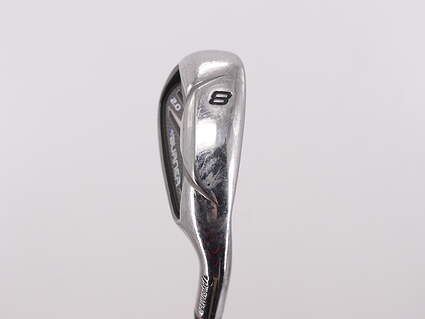 TaylorMade Burner 2.0 Single Iron 8 Iron TM Reax Superfast 55 Lady Graphite Ladies Right Handed 35.5in