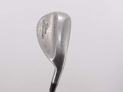 Titleist High Performance Wedge Sand SW 56° True Temper Dynamic Gold Steel Wedge Flex Right Handed 35.0in