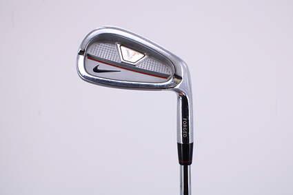 Nike Victory Red Split Cavity Single Iron 8 Iron True Temper Dynamic Gold SL S300 Steel Stiff Right Handed 36.5in