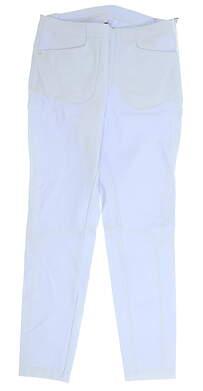 New Womens Ralph Lauren RLX Golf Pants 4 Blue MSRP $170