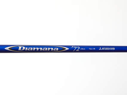 Used W/ Adapter Mitsubishi Rayon Diamana S+ 72 Fairway Shaft Regular 40.25in
