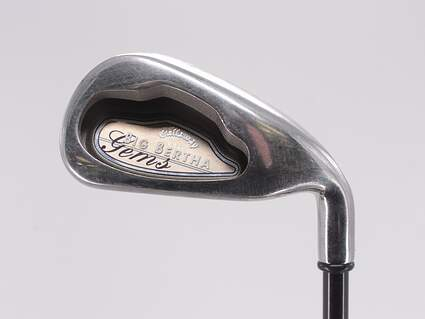 Callaway Solaire Gems Single Iron 6 Iron Callaway Gems Graphite Ladies Right Handed 36.0in