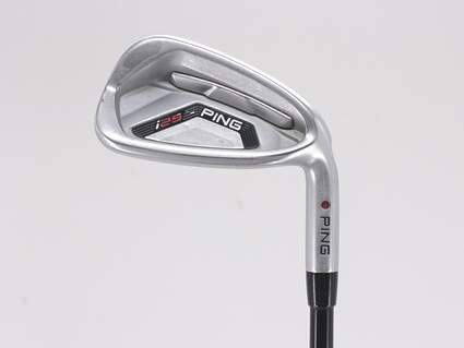 Ping I25 Single Iron 8 Iron Ping TFC 189i Graphite Regular Right Handed Maroon Dot 37.75in