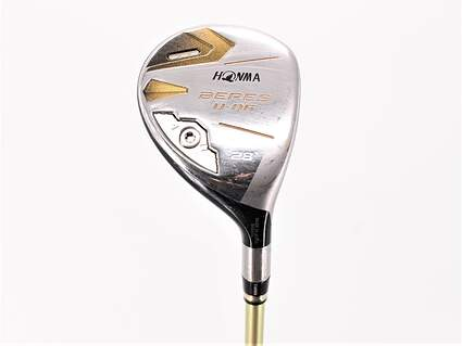 Honma U-06 Hybrid 6 Hybrid 28° ARMRQ X 47 Graphite Regular Right Handed 39.25in