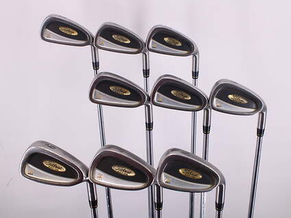 Titleist DCI 822 Oversize Iron Set 3-GW Nippon NS Pro 950 Steel Stiff Right Handed 37.75in