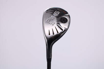 Ping G25 Hybrid 3 Hybrid 20° Ping PWR 80 Graphite Stiff Left Handed 40.0in