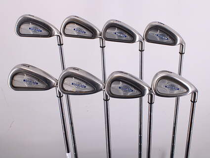 Callaway X-14 Iron Set 3-PW Constant Weight Steel Uniflex Right Handed 37.75in