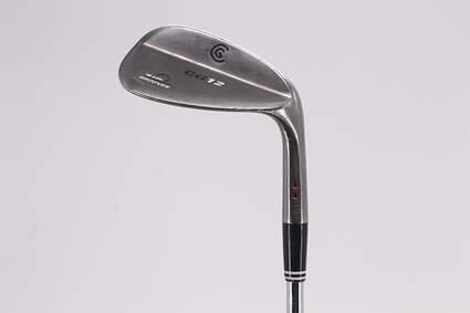 Cleveland CG12 Black Pearl Wedge Gap GW 50° 10 Deg Bounce True Temper Dynamic Gold Steel Right Handed 36.0in