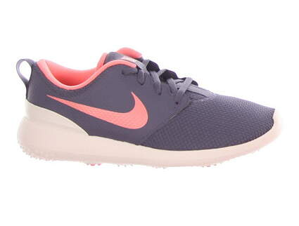 New Womens Golf Shoe Nike Roshe G Medium 6 Carbon/Atomic Pink MSRP $80 AA1851 003