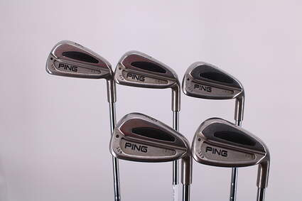 Ping S59 Iron Set 6-PW Ping AWT Steel Regular Right Handed Black Dot 38.0in