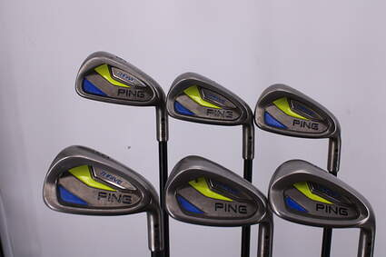 Ping Thrive Iron Set 6-PW SW Ping Thrive Graphite Junior Regular Right Handed Black Dot 36.25in