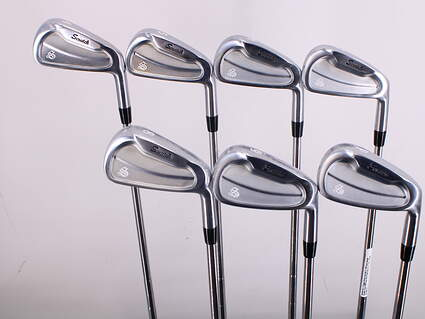 Scratch EZ-1 Digger Driver Iron Set 4-PW True Temper Dynamic Gold S300 Steel Stiff Right Handed 37.75in