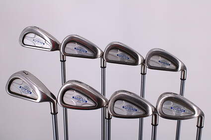 Callaway X-14 Iron Set 3-PW Callaway x-22 Graphite Iron Graphite Regular Right Handed 38.0in