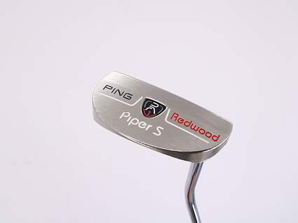Ping Redwood Piper Putter Steel Right Handed Black Dot 35.0in