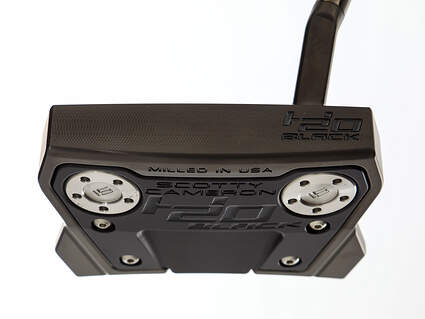 Brand New Authentic Titleist Scotty Cameron Limited Release H20 Black Limited Holiday 2020 Putter